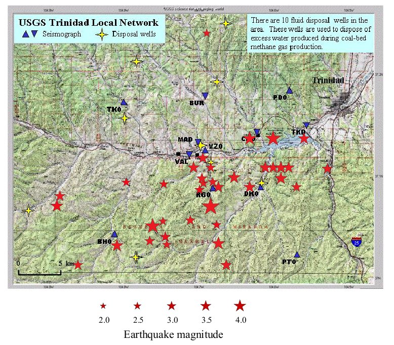 New Mexico Seismological Observatory Press Releases